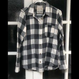 Girl Krazy flannel